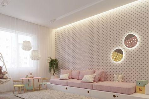 15 dormitorios infantiles de dise o dormitorio for Diseno de habitaciones infantiles