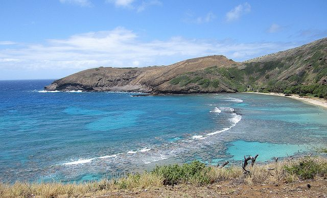 Hanauma Bay by kanjigirl, via Flickr - http://www.flickr.com/photos/kanjigirl/7327458782/in/set-72157630027188568/