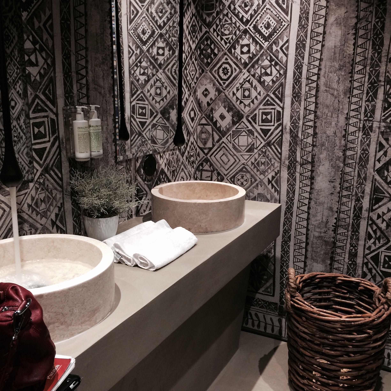 Dschungel badezimmer dekor pin von kristina auf haus wohnung  pinterest  haus