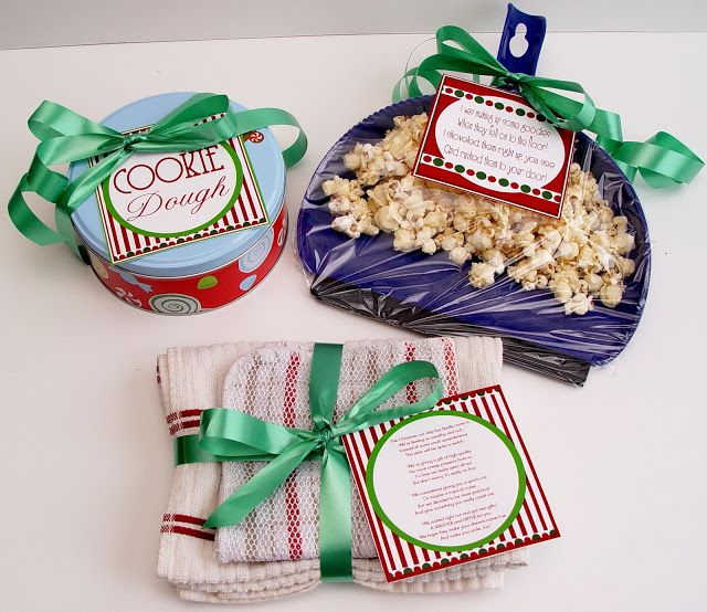 Easy gift ideas for your friends and neighbors Gift ideas