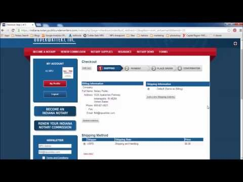 How to Complete an Indiana Notary Public Application ...