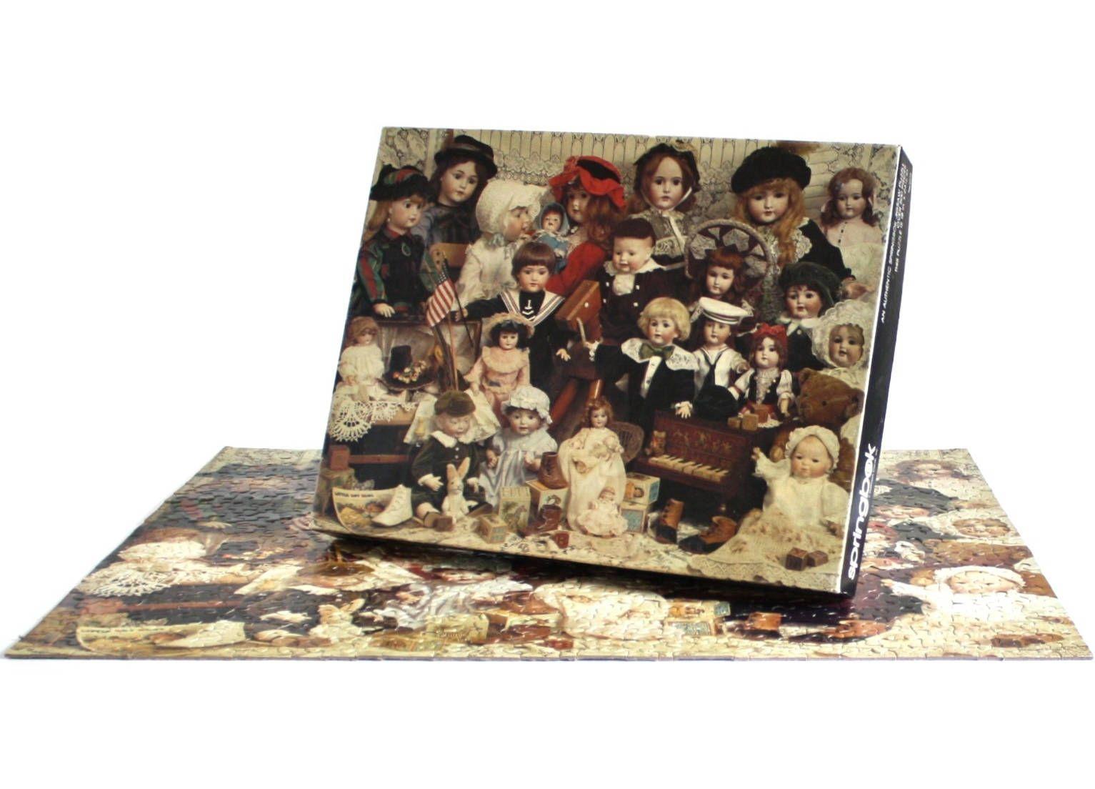 Marjolein Bastin Puzzle, Springbok 500 Pieces