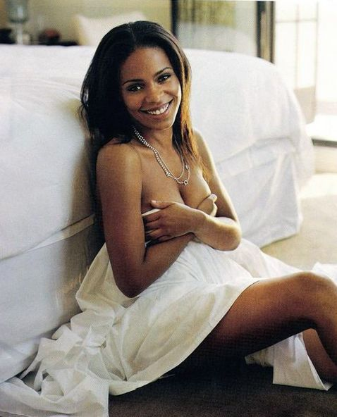 All logical Sanaa lathan sex scenes nude