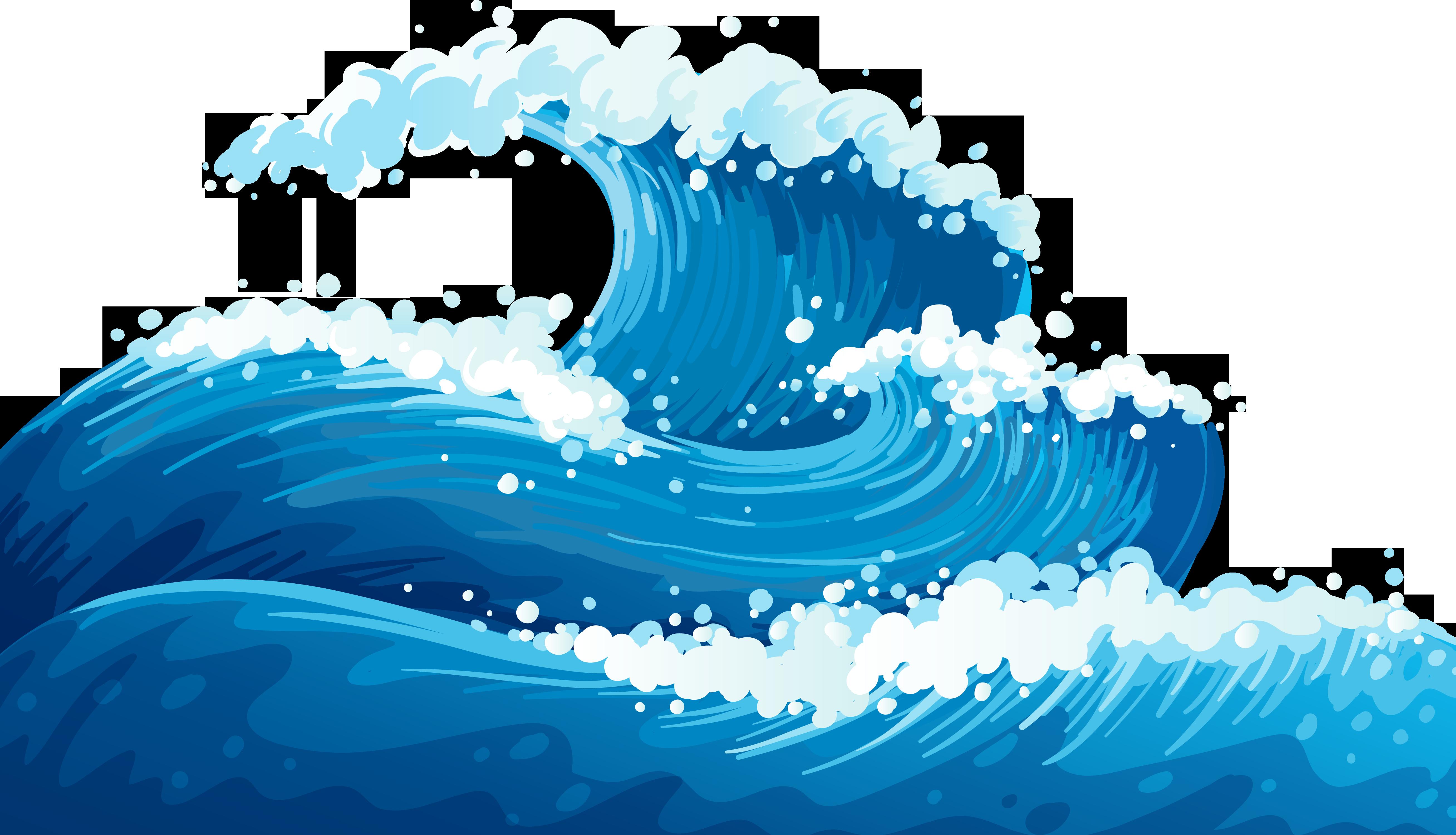 Pin By Lyudmila On Kartinki Detyam Ocean Wave Drawing Sea Illustration Wave Illustration
