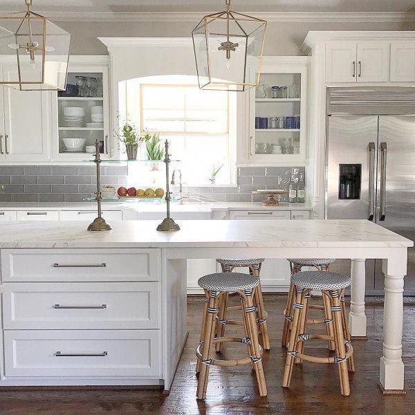 15 Top Raised Ranch Interior Design Ideas To Steal: Contemporary Kitchen, Modern