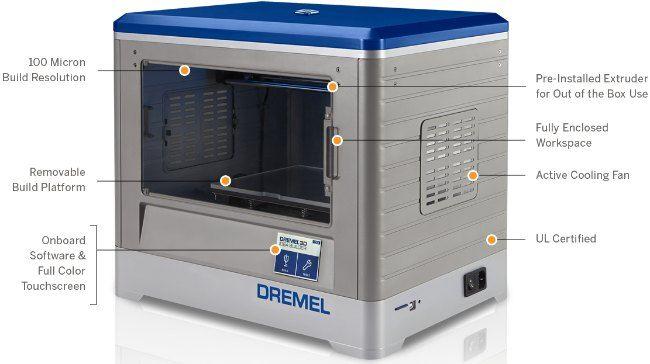 dremel presenta una nueva impresora 3d para todos los públicos, la light switch wiring diagram dremel presenta una nueva impresora 3d para todos los públicos, la dremel 3d idea builder