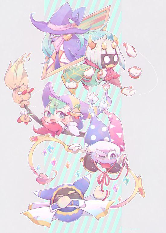 Kirbylog 14 カービィ イラスト イラスト カービィ 壁紙