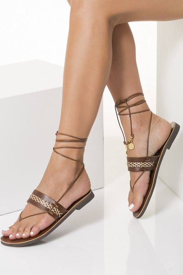 Greek Leather Sandals b9e0442d8