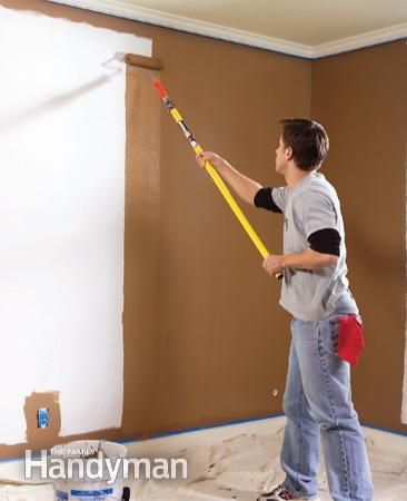 Charmant Paint Trim Or Walls First? And Other Painting Questions Answered |  Professional Painters, Paint Trim And Diy Wall Painting