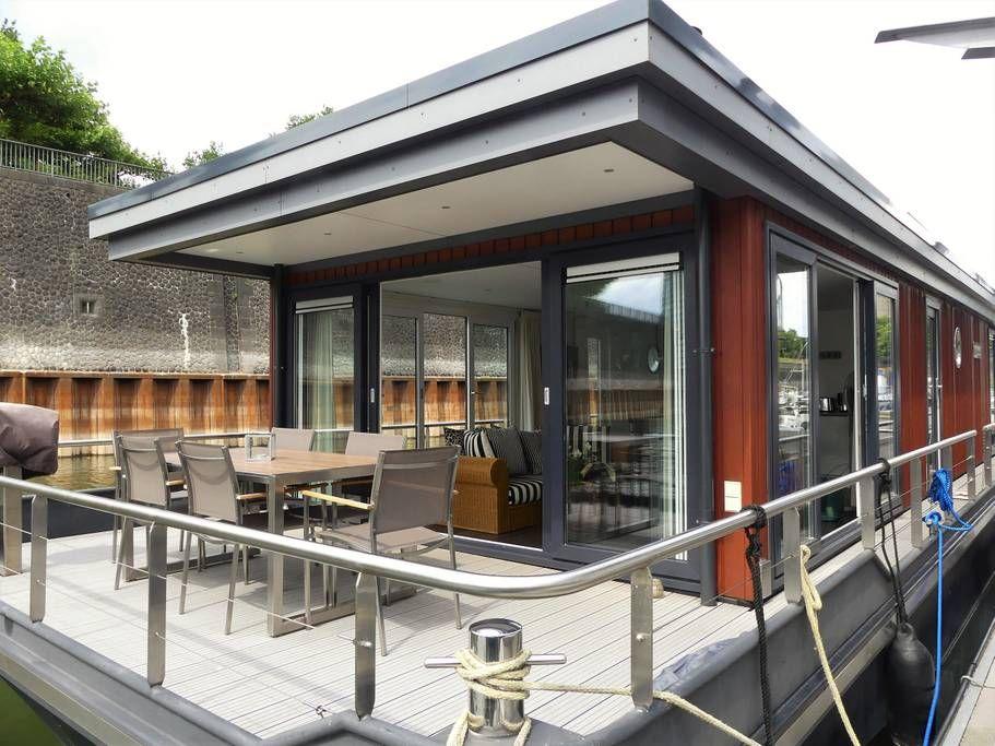 Hausboot Dusseldorf Medienhafen Hausboote Zur Miete In Dusseldorf Hausboot Haus Unterkunft