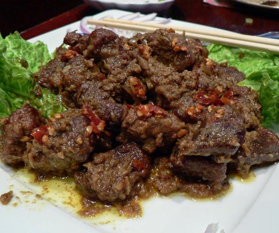 Cara Memasak Resep Rendang Hati Sapi Dan Manfaat Bagi Tubuh Resep Makanan Resep Masakan Resep Masakan Indonesia