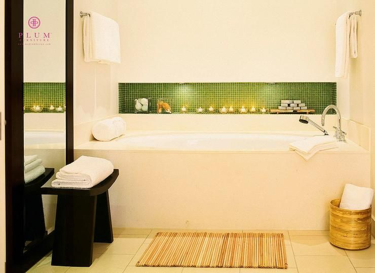 Bathroom Zen Design Ideas mcgill design group - bathrooms - zen bathroom, bathtub niche, tub