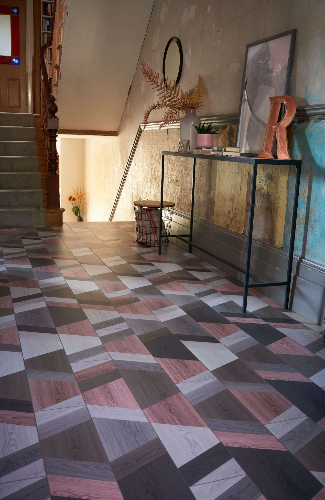 4 New Flooring Trends For 2019 | Floor Favorites | Interiors