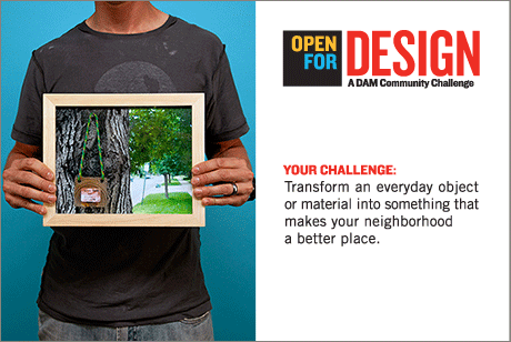 Open For Design A DAM Community Challenge Submission Drop