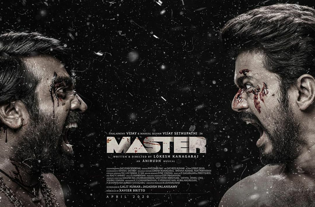Master 3rd Look Movie Business Upcoming Movies Amazon Prime Video