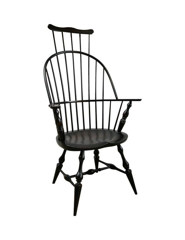 Best Amish Comb Back Windsor Arm Chair Accent Chairs For Sale 400 x 300