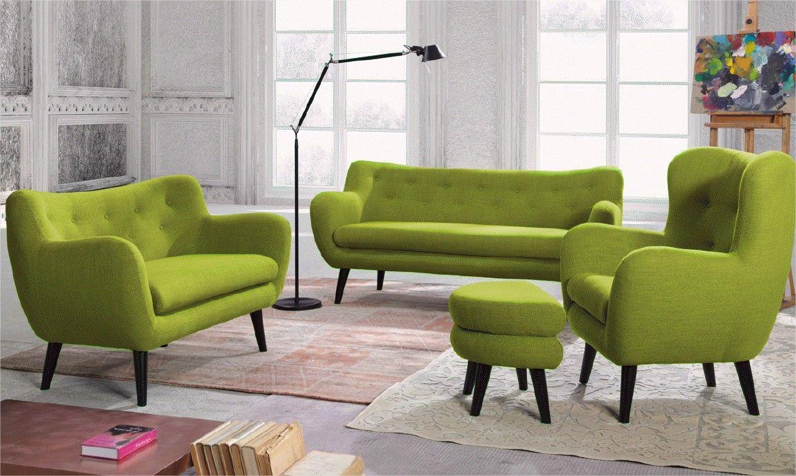 Mit unseren Retromöbeln in Neonfarben liegen Sie genau im Trend ...