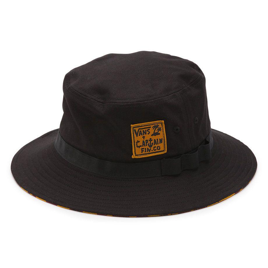 d185813da251c Vans x Captain Fin Bucket Hat  XRPBLK  -  30.00   Vans Shop