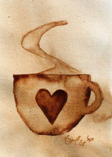 Coffee Art! :D Lavazza Coffee Machines - http://www.kangabulletin.com/online-shopping-in-australia/espresso-point-australia-experience-the-delectable-taste-of-luxury-coffee/ #lavazza #espressopoint #australia saeco espresso machine, instant coffee machine and best coffee espresso machine  Love Coffee - Makes Me Happy