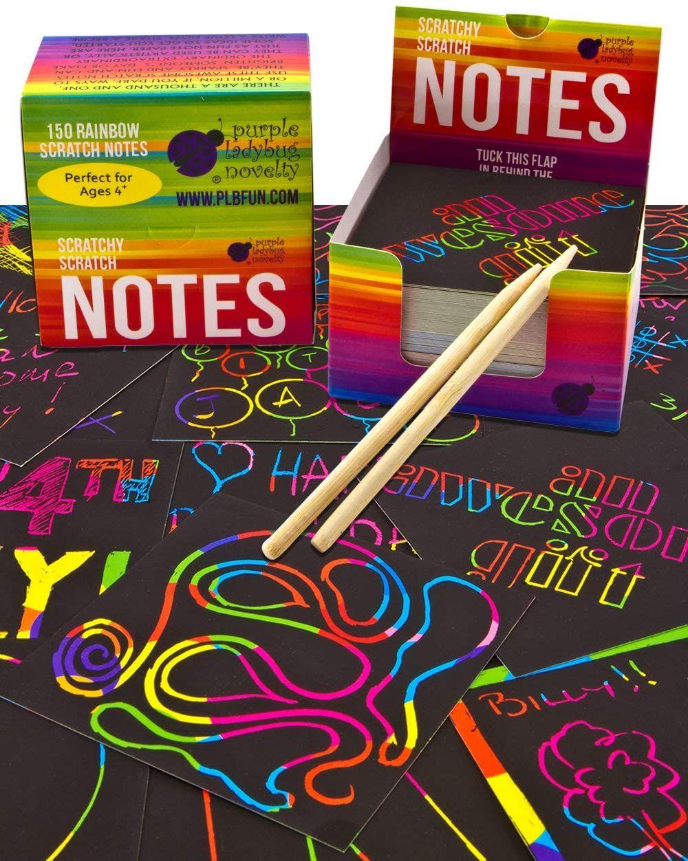 Underwater Kids Fun Activity Gifts Art /& Craft Scratch-Off Activity Kit