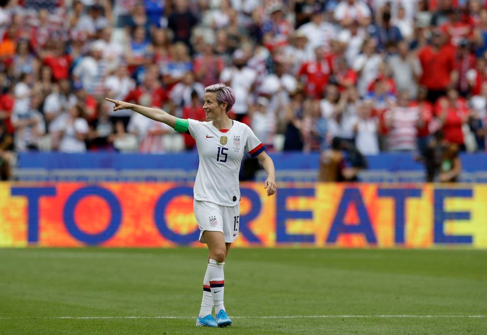 Women S World Cup Final 2019 Recap Usa S Megan Rapinoe Rose Lavelle Lead Uswnt Over Netherlands Megan Rapinoe Uswnt World Cup Final