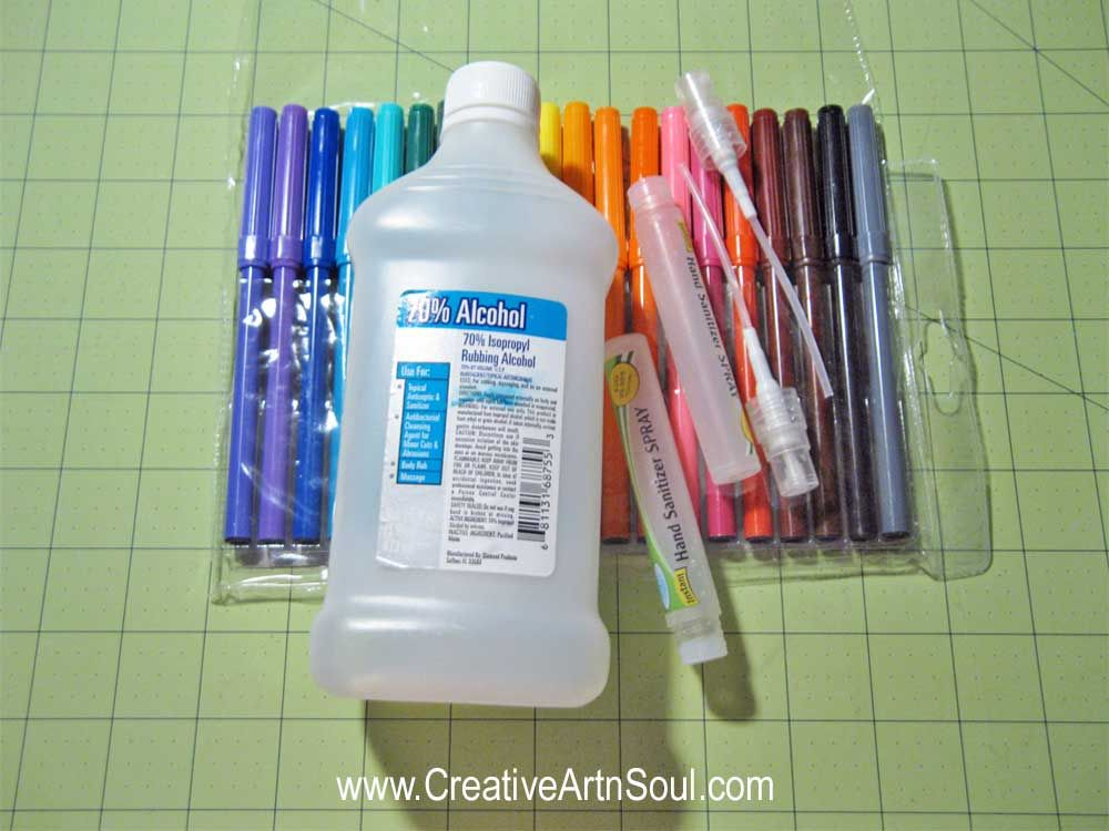 Diy Alcohol Ink How To Make Your Own Alcohol Inks In 2020 Alcohol Ink Alcohol Ink Crafts Alcohol Ink Art