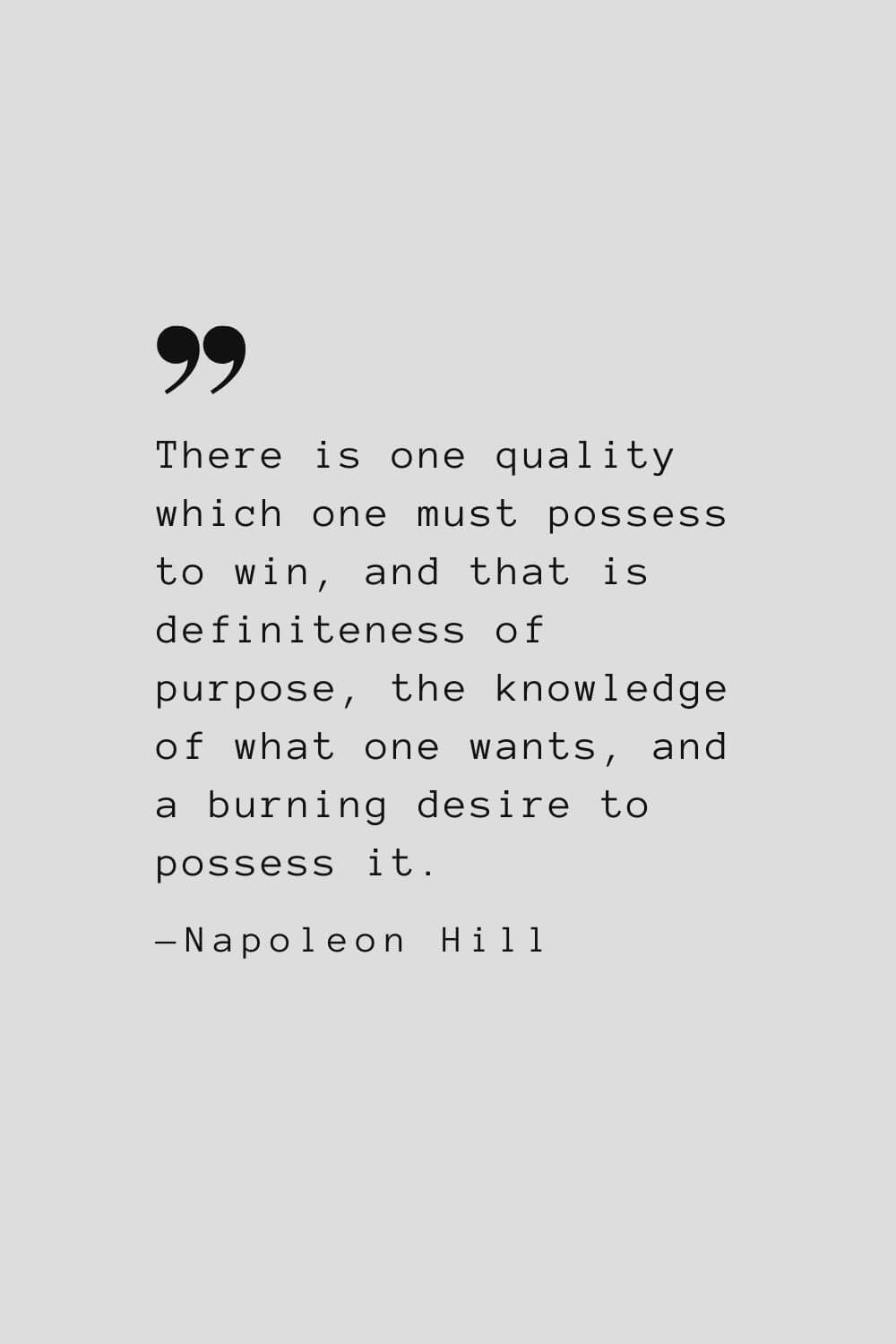 73 Best Napoleon Hill Quotes To Inspire Success In Life And Business Determination Quotes Inspiration Desire Quotes Work Motivational Quotes