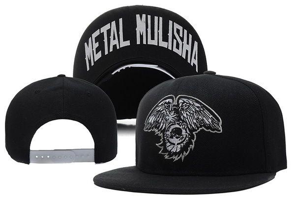 3 1 New arrival metal mulisha snapback caps 47456b1f681
