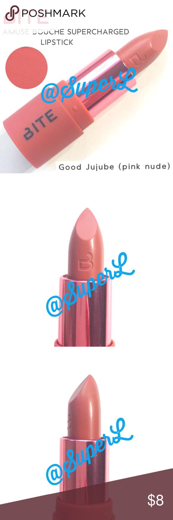 Photo of 3/$15 Bite Beauty Amuse Bouche Lipstick Jujube One Travel Bite Beauty Amuse Bouc…