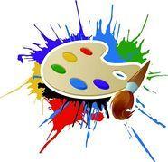 38+ Free art palette clipart info