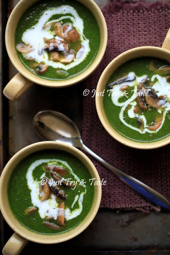 Resep Sup Krim Brokoli Jtt Makanan Sehat Resep Makanan Resep Sup