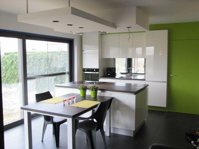 De grootse plannen van Koen & Heidi...: De keuken geverfd...