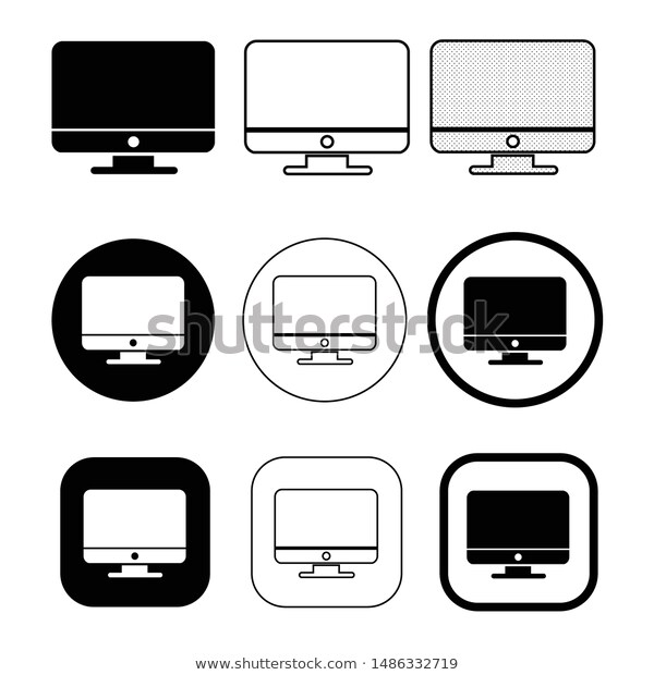 Monitoring System Free Icon Technology Tv Monitor Computer Screen Tv Screen Television Computer Monitor Cardiogram Icon Monitor Free Icons