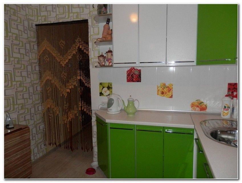 Дизайн кухни оформление 67