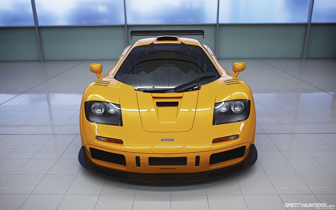 1995 McLaren F1 XP1 LM This car, reportedly worth $4 million, has been promised by McLaren CEO Ron Dennis to his driver Lewis Hamilton if he should win two Formula One World Championship titles.