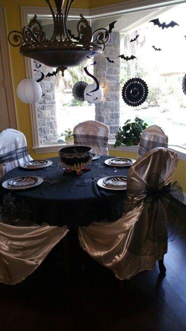 25++ Nightmare before christmas dining set Ideas
