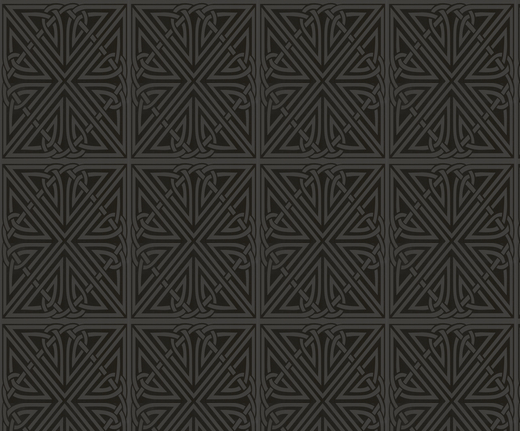 Group Of Art Deco Black