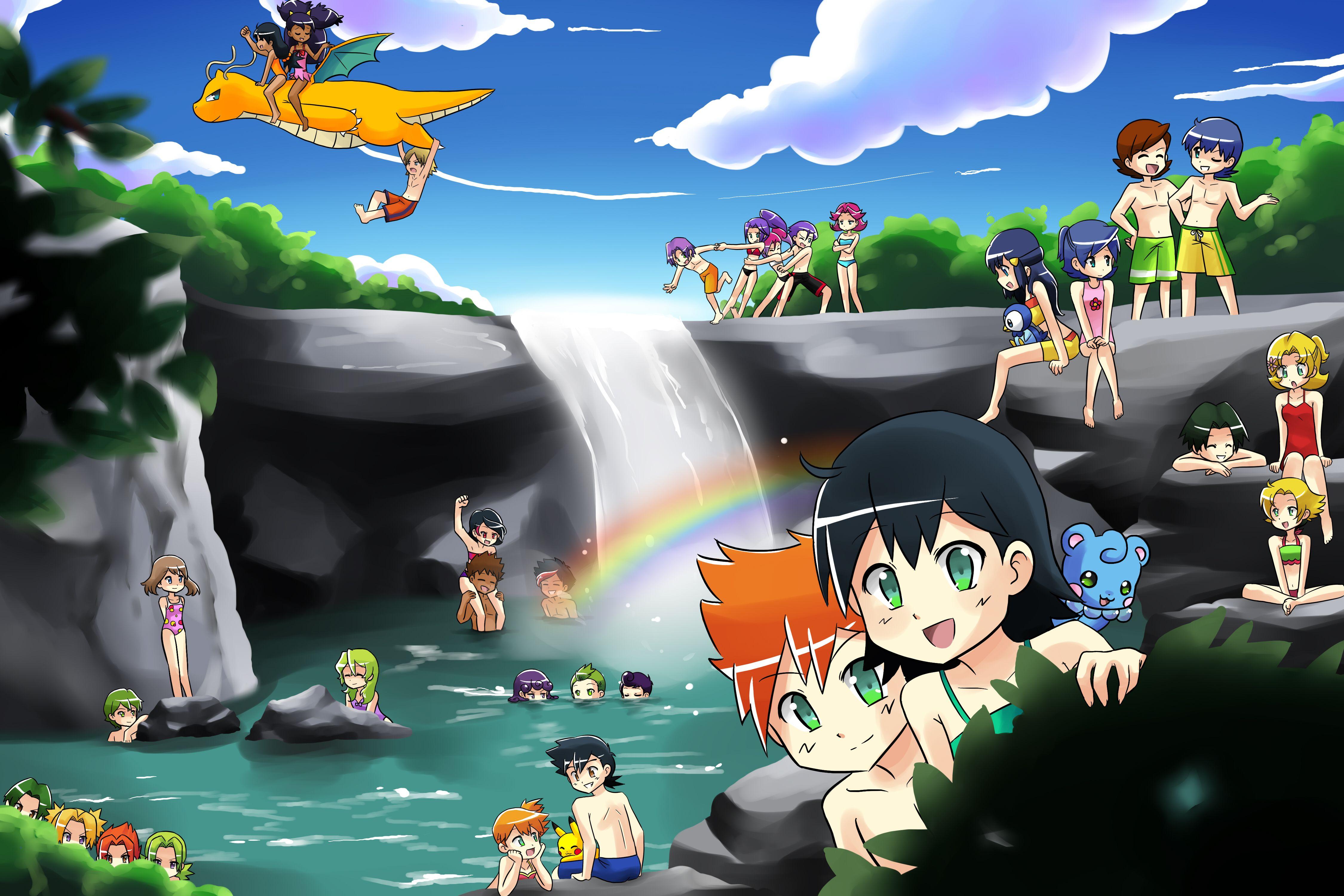 Magical Paradise by maimai97.deviantart.com on @DeviantArt