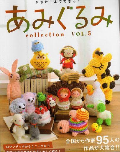 * Amigurumi Collection Vol. 5 - TODOAMIGURUMI - Picasa Web Albums