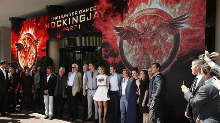 Hunger Games vince il week end italiano