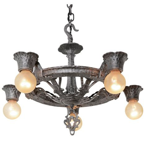 New to rejuvenation restored lighting rustic revival style chandelier