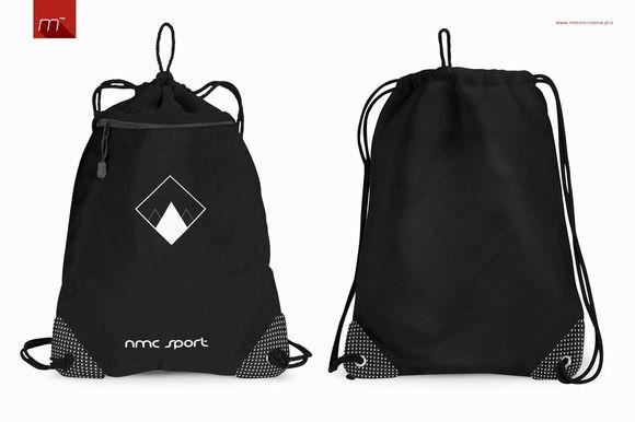 Download Drawstring Bag Mock Up Bags Drawstring Bag Bag Mockup