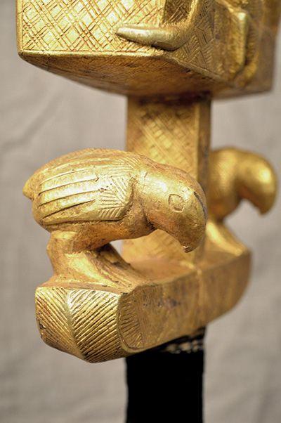 Detours Des Mondes Le Coin Des Collectionneurs Art Oceanien Tatouage Egyptien Sculpture Animaux