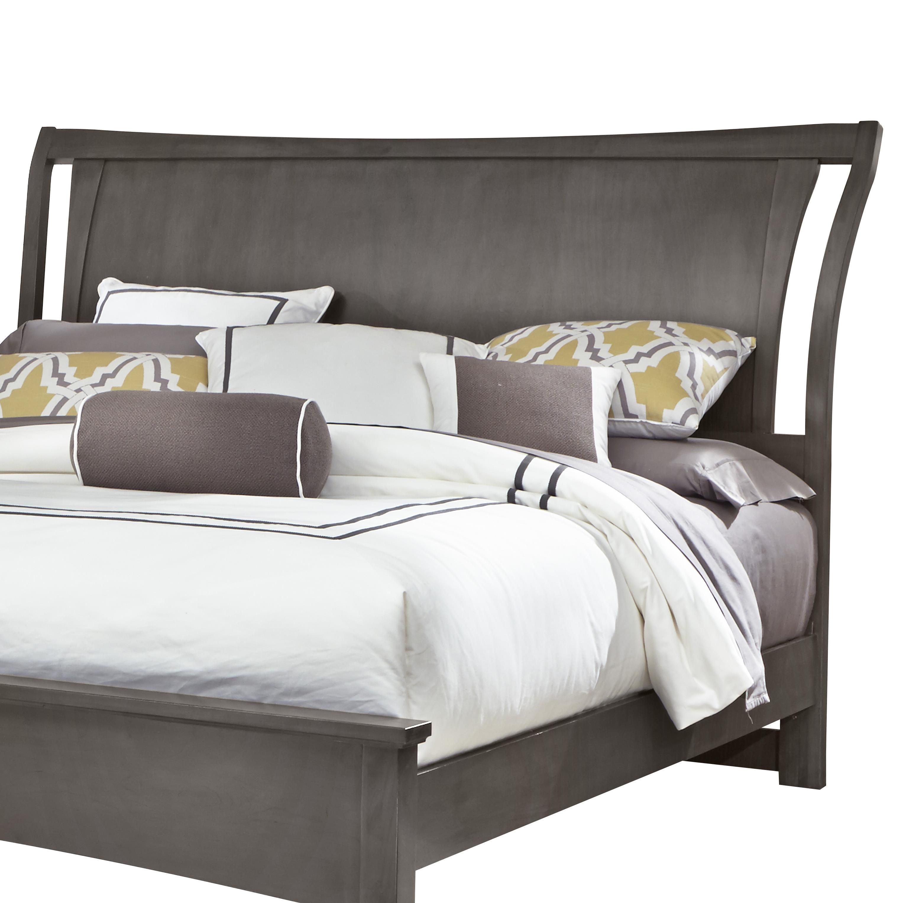 Commentary Full Wing Headboard By Vaughan Bassett At Darvin Furniture Winged Headboard Furniture Modern Bed