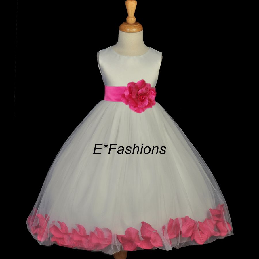 Flower Girl Dress Lauras Wedding Ideas Pinterest Flower