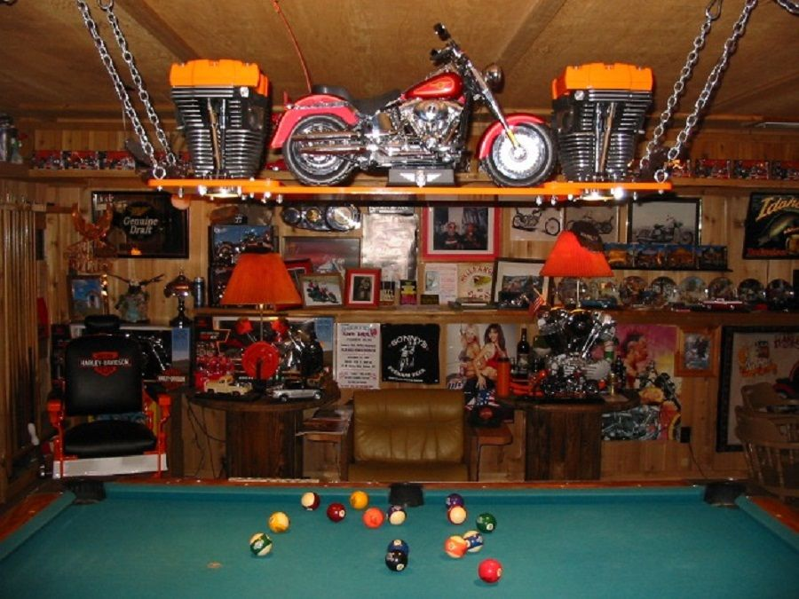 Harley Davidson Billiards Few Options Of The Best Harley