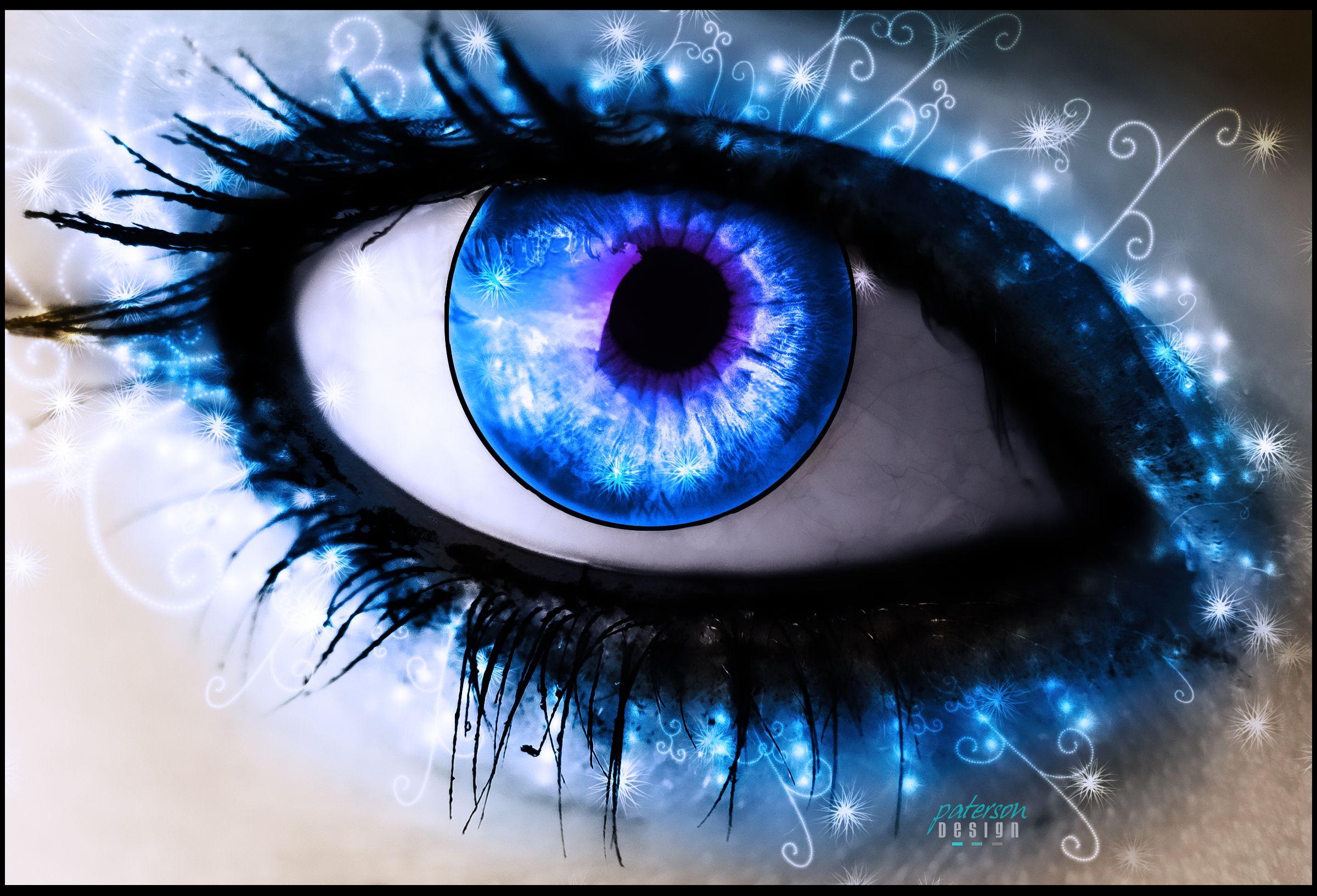 Ice eye  Eyes wallpaper, Eye art, Eyes artwork