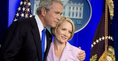 Why NPR Cut Dana Perino's Heartwarming Story About Bush