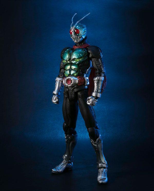 Kamen kamen Rider New 1 S.I.C
