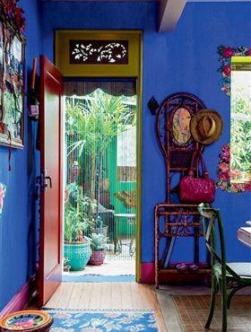 Interieurtrend Mexico Mexicaans Decor Decoraties Boheemse Decoratie